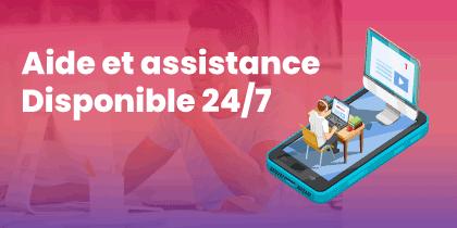 Aide et assistance